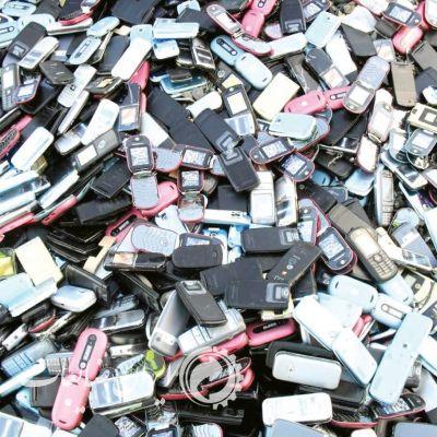 با زبالههای الكترونيكیچهكار كنيم؟