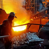 تاثير پيشگرم ضايعات آهن بر بهره ورى توليد در كوره هاى القايى
