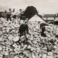 تاریخچه بازیافت ضایعات در ایران و جهان