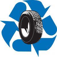 روش های بازیافت تایر فرسوده ، تولید گرانول و پودر لاستیک