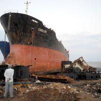 صنعت اوراق کشتی ، بازیافت کشتی های از رده خارج