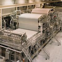 تولید کاغذ ، عملیات اصلی کاغذ سازی
