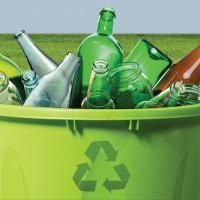 مزایای بازیافت شیشه ، بازیافت شیشه های شکسته و خرد شده
