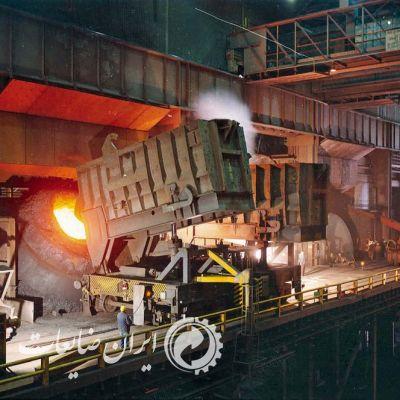 تاثیر جایگزینی قراضه با آهن اسفنجی در کوره های ذوب چیست؟