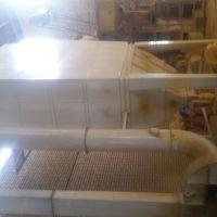 دو دستگاه آسیاب مواد معدنی ورنگی
