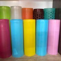 دوک پلاستیکی رنگی و شیشه ای و مشکی