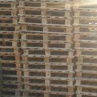 پالت چوبی در حد نو
