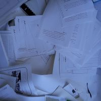 خرید ضایعات کاغذ کتاب دفتر اوراق اداری