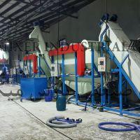 فروش ماشین آلات بازیافت مواد پلاستیک