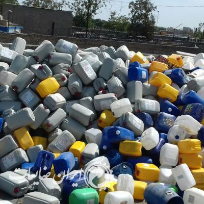 فروش انواع گالن پلاستیکی