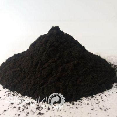 کربنات کلسیم رسوبی با پوشش کربن - کربنات کلسیم رنگ مشکی