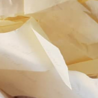 خرید کاغذ لیبل پشت چسبدار ضایعاتی