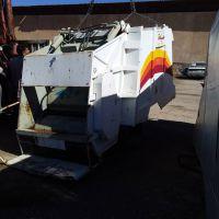 دستگاه آشغالی نیسانی و خاوری