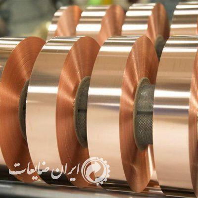 بازار مس در ایران ، پیش بینی بازار مس ، تولید مس در ایران