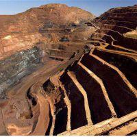 افزایش قیمت سنگ آهن و ضایعات آهن