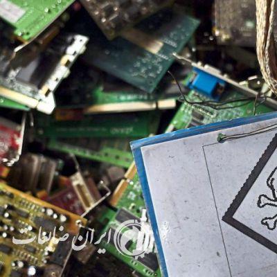 جداسازی قطعات از بردهای الکترونیکی قسمت اول - روش حرارتی