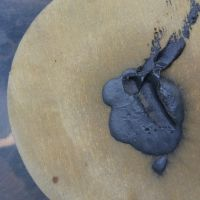 لجن آلومینیوم حل شده در روغن کشش