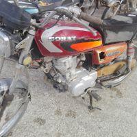 فروش موتورسیکلت و اسقاط تعداد بالا