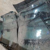 20تن ضایعات شیشه ماشین