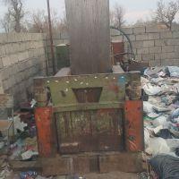 فروش دستگاه پرس آهن و حلب دهنه 80
