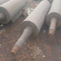 فروش غلطک فولادی 2متری توخالی 3 الیاژی باانالیز