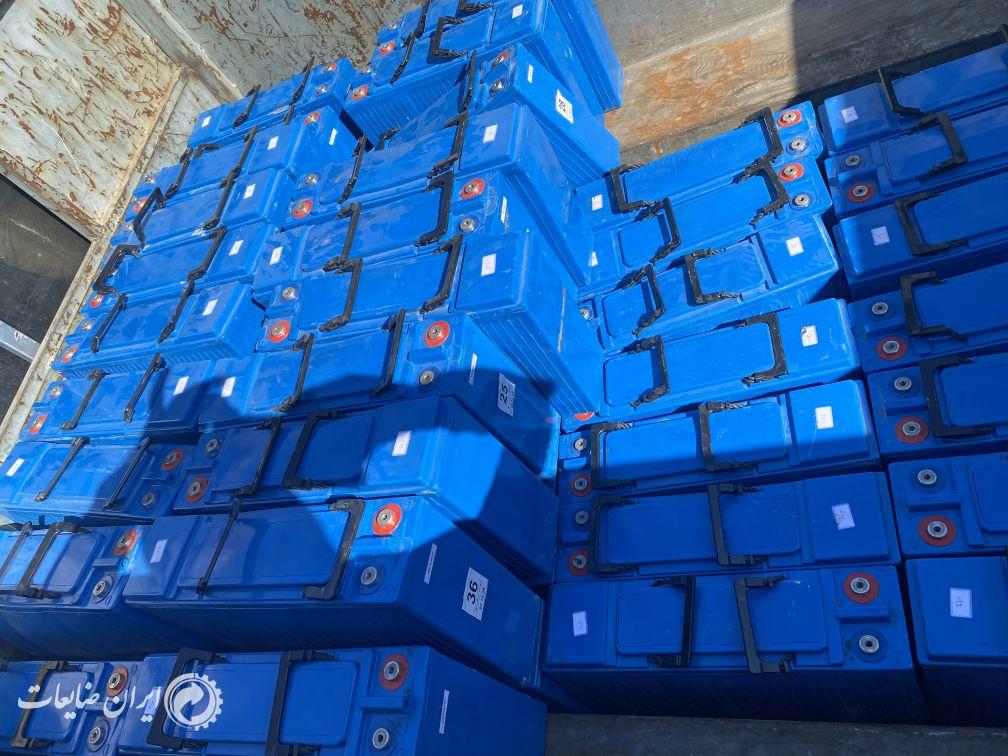 خرید باطری ضایعاتی /باتری یو پی اس UPS