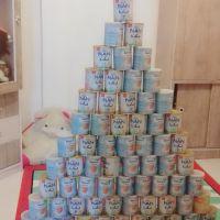 فروش قوطی شیر خشک