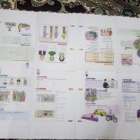 فروش خدمات برش باطله کاغذ کاهی در سایزهای مختلف