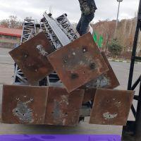 خرید ضایعات آهن در محل