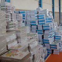 خرید عمده کاغذ روزنامه دفتر اوراق اداری