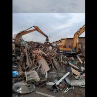 خرید انواع آهن قراضه صنعتی و ساختمانی وفلزات