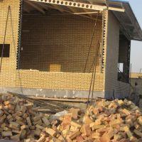 تبدیل سریع نخاله به مصالح ساختمانی