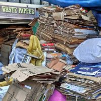 کاغذ باطله ماده اولیه تولید کاغذ در شهرستان مبارکه