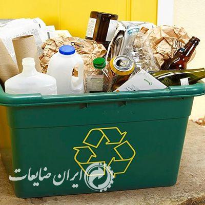 تجارب کشور های مختلف در رابطه با بازیافت ضایعات