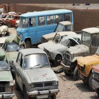 جدایی سن فرسودگی و اسقاطی خودروها