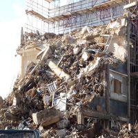 کاربرد ضایعات و نخاله های ساختمانی