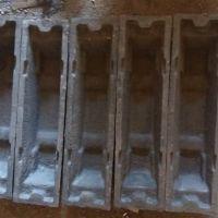 ۵ عدد قالب برای ذوب الومینیوم
