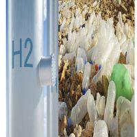 ضایعات پلاستیک، منبعی برای تولید هیدروژن پاک