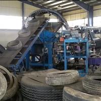 ساخت خط تولید بازیافت لاستیک و محصولات مرتبط