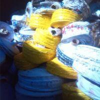 خرید انواع ضایعات پ.پ وسلفون چسبی وپوشال روغنی زرد