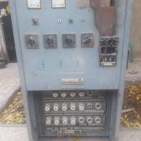 تابلو برق صنعتی .  نیاز به تعمیر  دارد