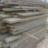 خریدار انواع ضایعات چوب، تخته و الوار