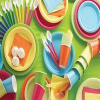 اروپا دیگر از ظروف یکبارمصرف پلاستیکی استفاده نمی کند