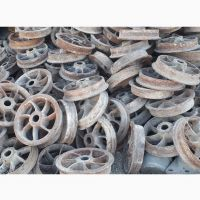 چرخ واگن فولادی