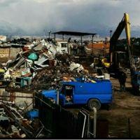 خرید انواع ضایعات آهن تخریب ساختمان
