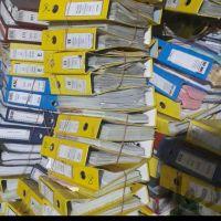 خریدار ضایعات کاغذ باطله کتاب پرونده اهن الات