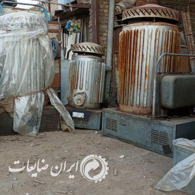 بخاری صنعتی قزوین