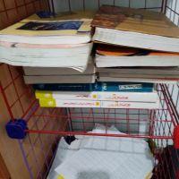 فروش عمده ضایعات کتابها وجزوات و دفاتر دست دوم