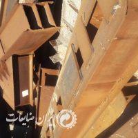 خرید ضایعات آهن،چدن،حلب،دروپنجره و تیرآهن