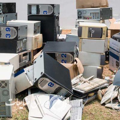 خریدار ضایعات کامپیوتری ،الکترونیکی،اداری...
